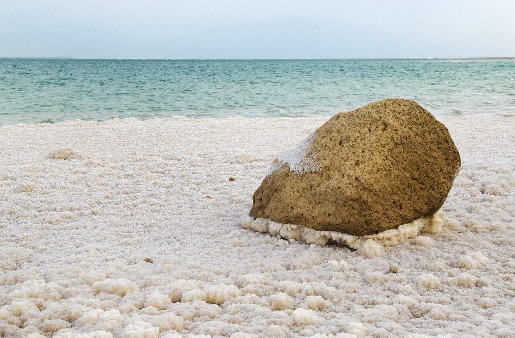 Maravillas del mundo en peligro de extinción. Mar Muerto.