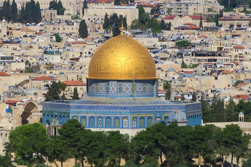 Maravillas del mundo en peligro de extinción. Jerusalén.