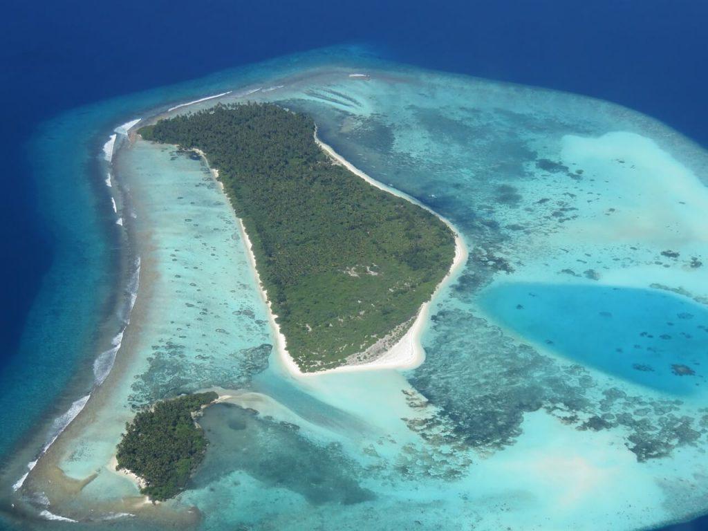 Maravillas del mundo en peligro de extinción. Islas Maldivas.