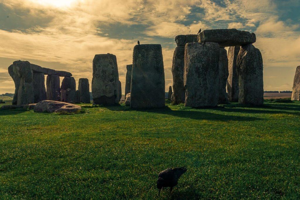 Maravillas del mundo en peligro de extinción. Stonehenge.